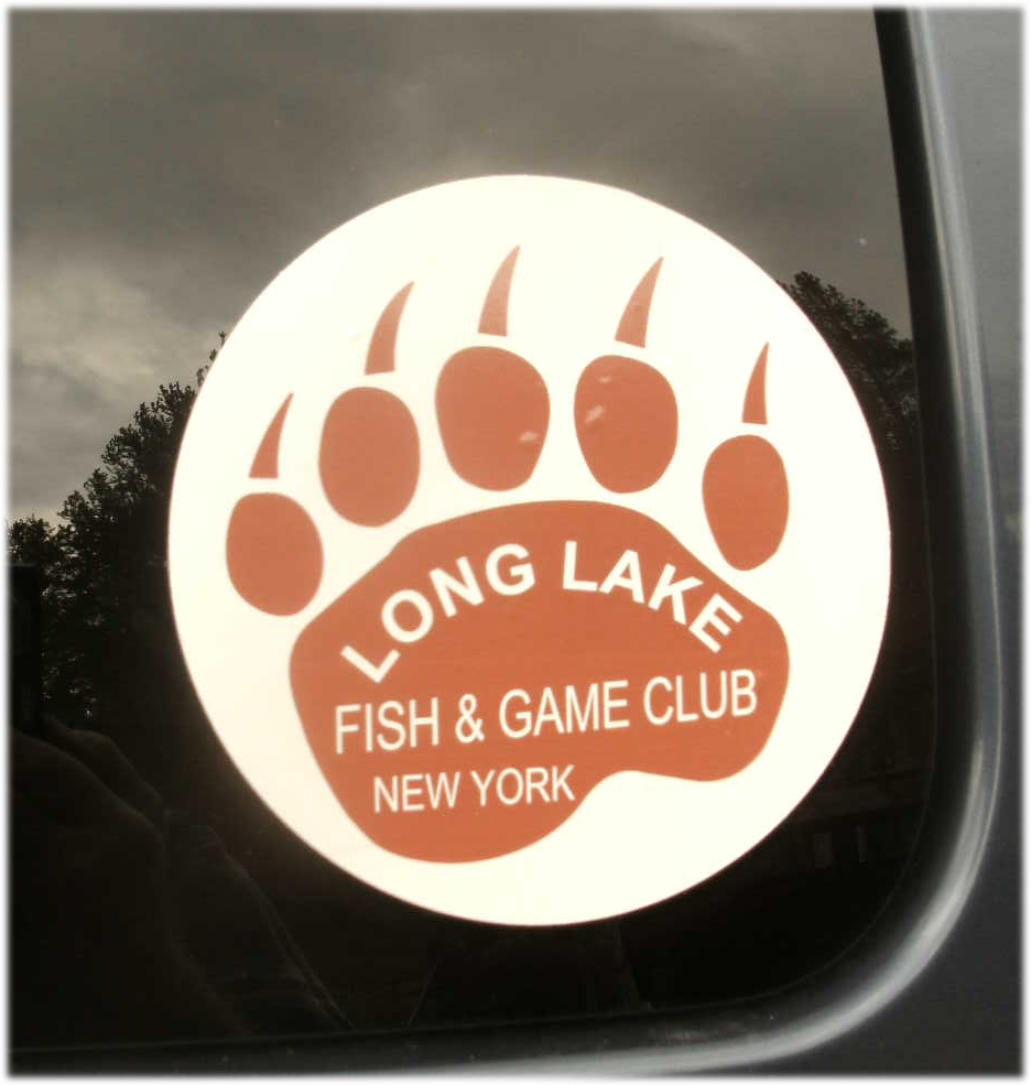 LLF&G 6in Decal - $5.00